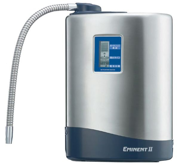 クリンスイ 据え置き型浄水器 クリンスイ エミネントII EM802-BL