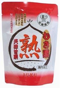 丸成商事 有機むき栗 熟(120g)