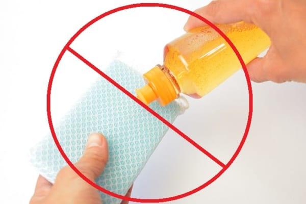 「スポンジに洗剤を直接つける」はNG?!洗剤の節約&時短が叶う洗い物術!