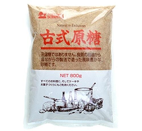 創健社 古式原糖
