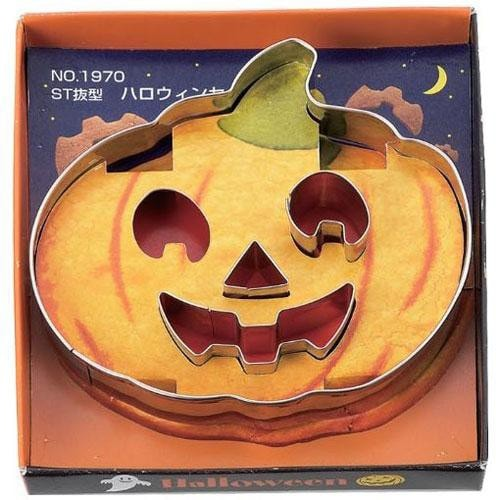 クッキー型 ハロウィンセットお菓子型食材抜き型・食品抜き型・キャラ弁