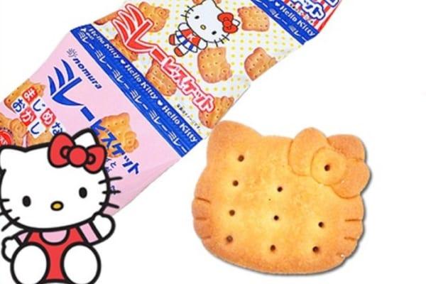 【今日は何の日?】食べだしたら止まらない!あのミレーがキティとコラボ