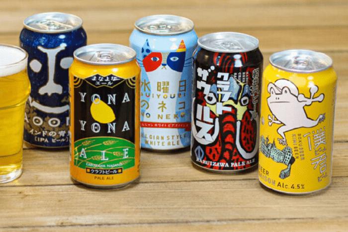 【数量限定】人気クラフトビール5種が送料込1,000円で楽しめちゃう!?