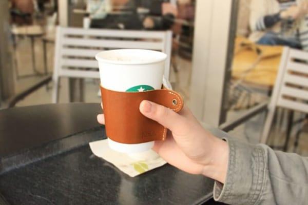 コーヒースリーブは持参する時代!自分好みのスリーブでテイクアウトを楽しく!