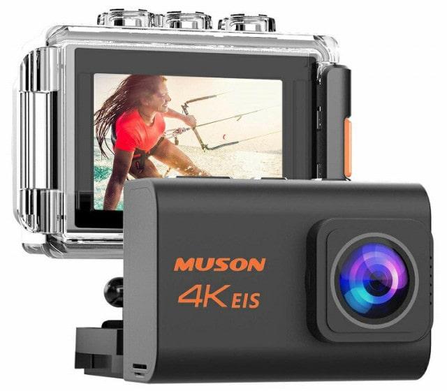 MUSON(ムソン) アクションカメラ