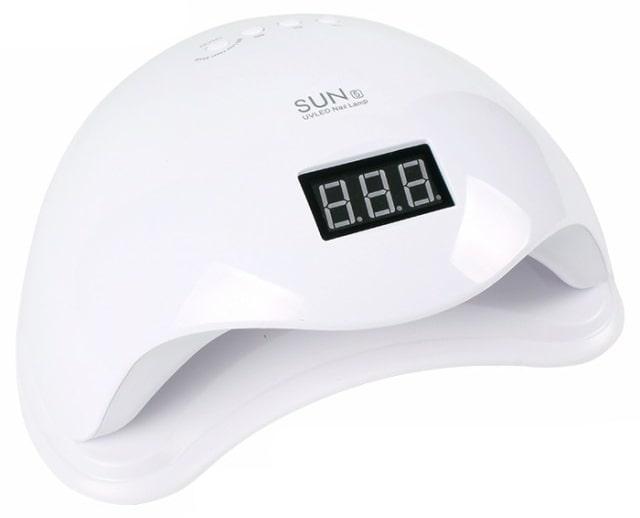 ドーム型 48W UV / LEDライト