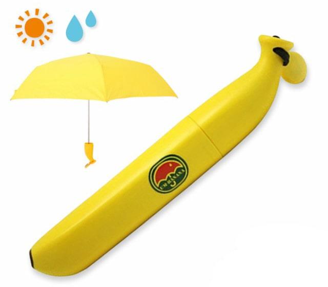 バナナ 折りたたみ傘