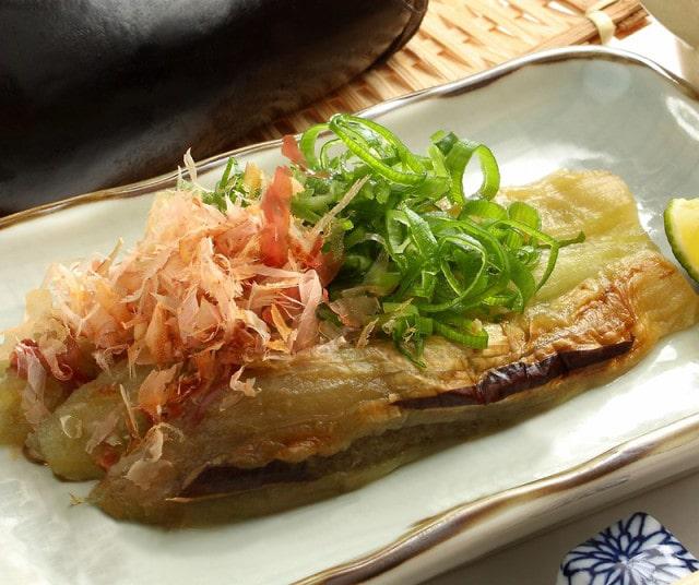 越若水産 焼き茄子(ヘタなし)1kg