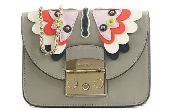 FURLA(フルラ) METROPOLIS PAPILLON MINI CROSS