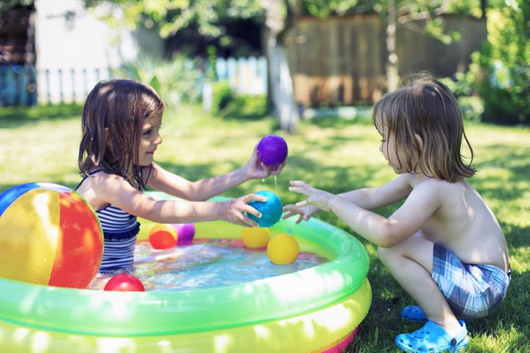 子供用ビニールプールおすすめ人気商品17選!大型から滑り台や屋根付きまで