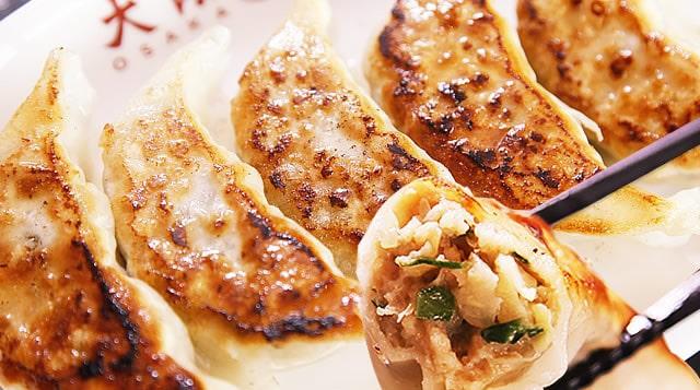 ジャンボニラ餃子