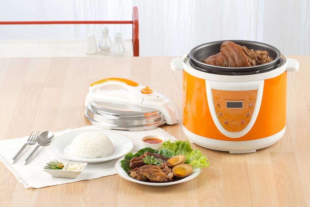 電気圧力鍋で作った方がむしろ格段においしくなる料理6選!