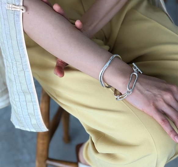 TODAYFUL トゥデイフル 20春夏 2月中旬予約 Twist Chain Bracelet ツイストチェーンブレスレット レディース アクセサリー ブレスレット