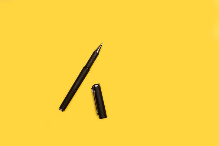 ペン先の出し方で選ぶ