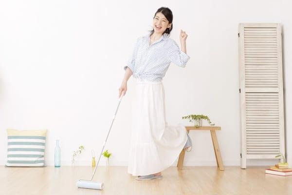 これだけでいいの?!「楽々プチ掃除習慣」で忙しくてもいつでも綺麗な部屋に!