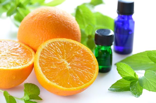 ミント系や柑橘系