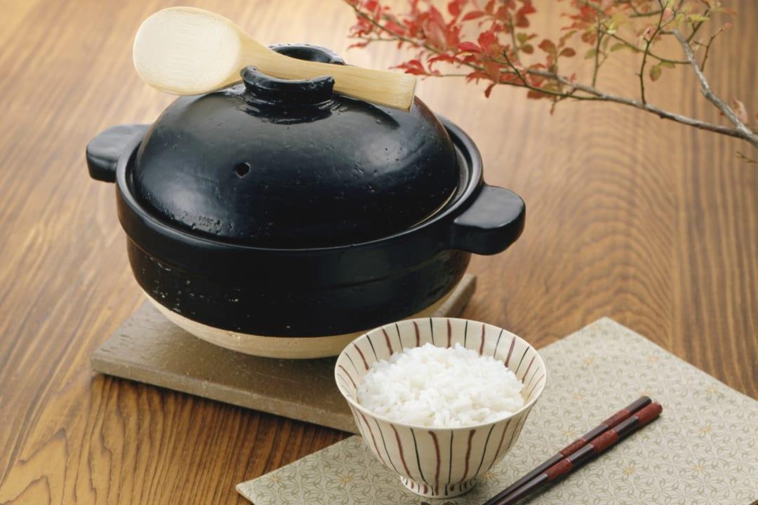実は簡単!土鍋でふっくらご飯を炊こう!おすすめの土鍋の紹介も