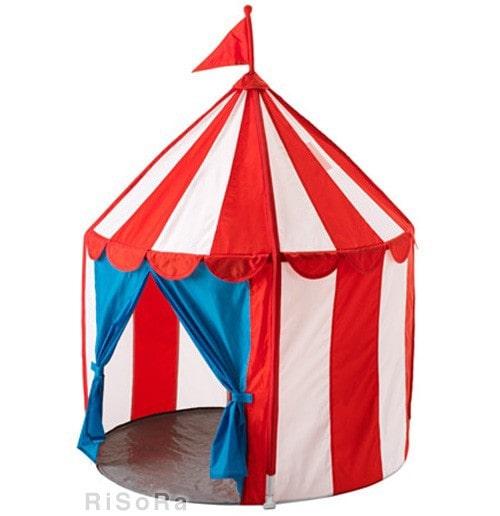 IKEA(イケア) スィルクステルト 子供用テント