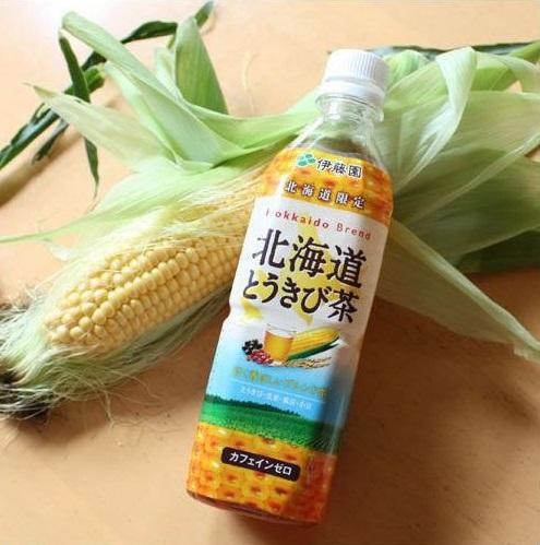 伊藤園 北海道限定 北海道とうきび茶