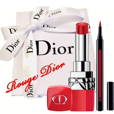 Dior(ディオール)ウルトラルージュ インクリップライナー ギフトセット