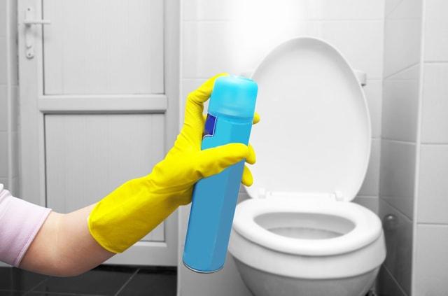 消臭剤トイレ