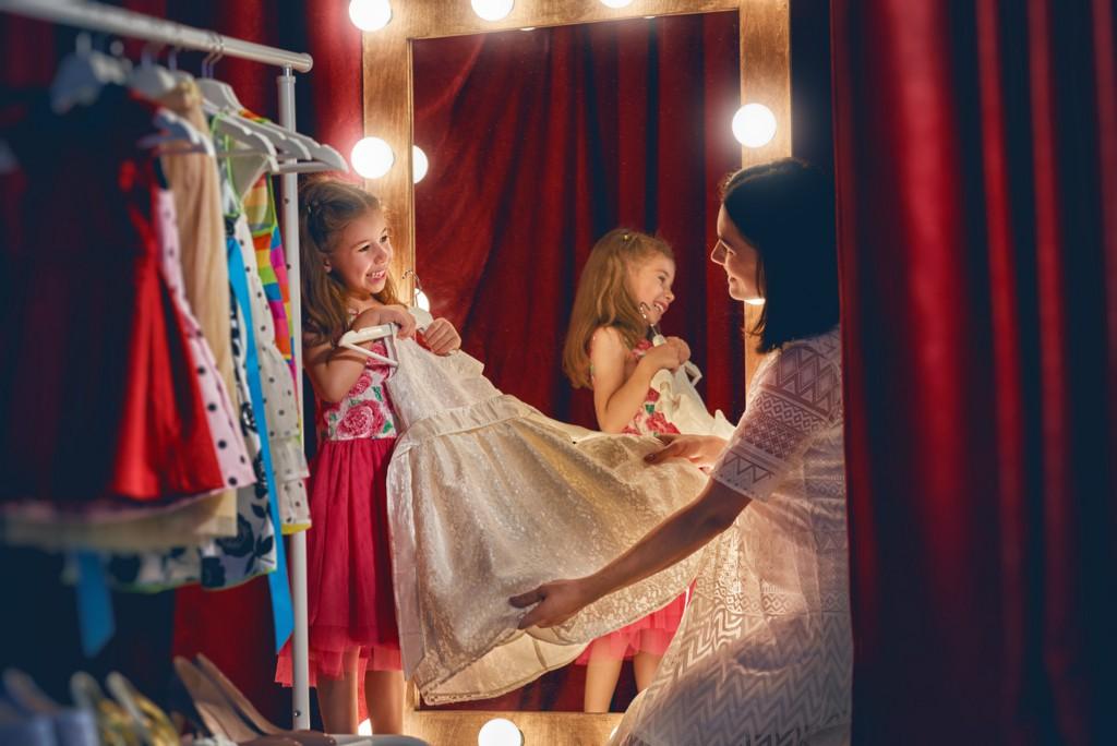 女の子の子供服を選ぶなら、かわいいキッズ用ワンピースがおすすめ♥