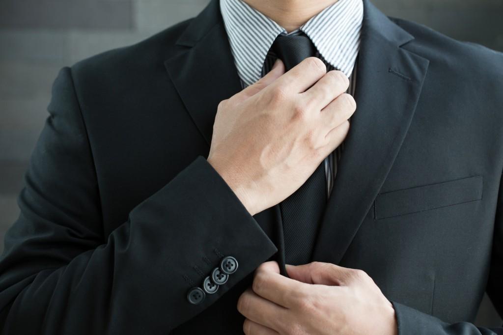 出世への鍵!働く男性の印象を決めるネクタイの選び方