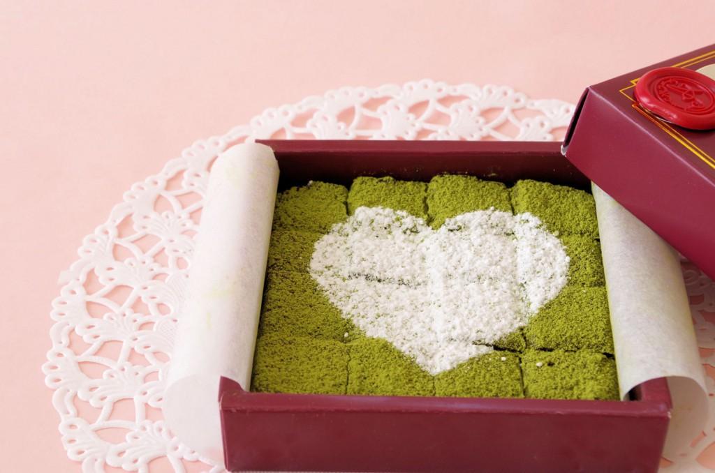 京の名店伊藤久右衛門の厳選バレンタインスイーツ