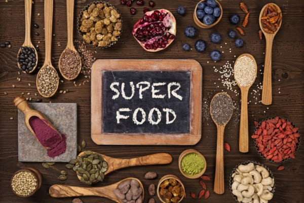 まさに自然の恵み。最新人気の【スーパーフード】をご紹介☆