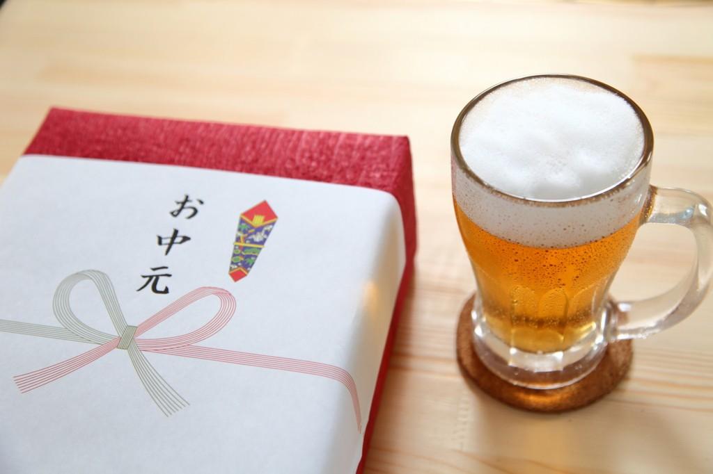 お酒好きの方向け♪お中元にはやっぱりビールを贈りたい!