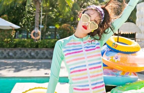 夏はやっぱり海!気になる日焼け対策におすすめのラッシュガードはいかが?