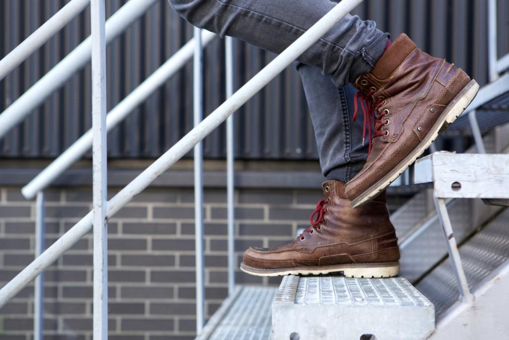 秋の新鮮なスタイルは「ブーツ」でアピール!