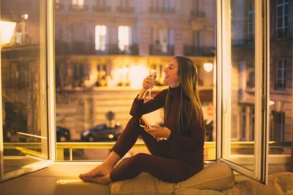 特別なことは何もしない!あえての一人酒飲み。気取らないクリスマスの過ごし方