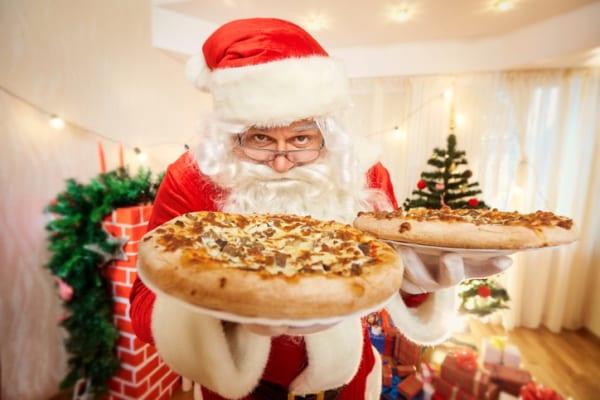 『今年のクリスマスは一人?』だったらNOTダイエットでひとり食べ放題!!