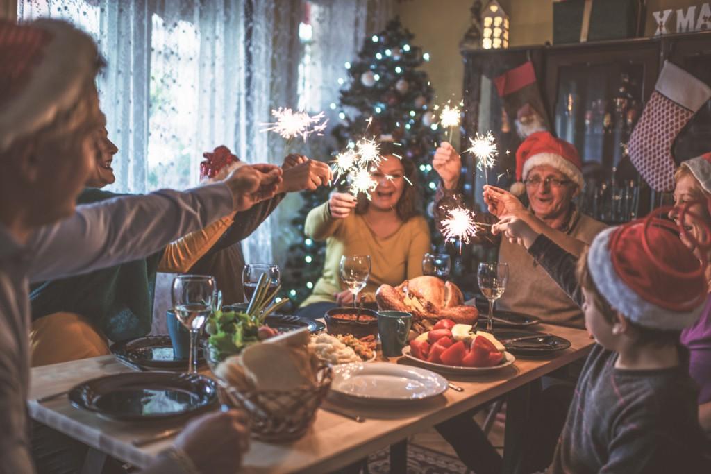 インスタ映え抜群ディナーで、クリスマスは友達と楽しくワイワイ過ごそ♡