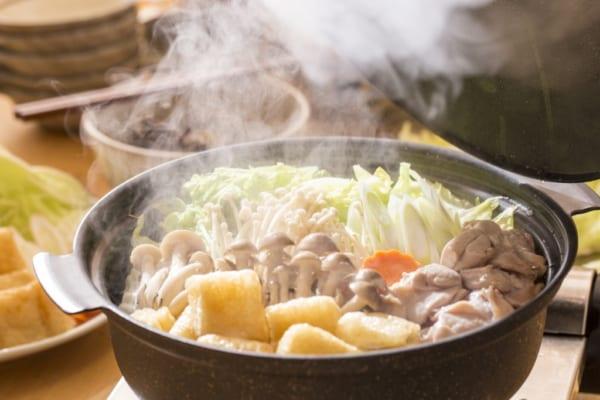 みんなで食べて温まろう!寒い冬に食べたくなる、あったか鍋特集