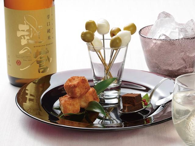 歴史的な晩餐会の乾杯酒にも!?《原酒造》の日本酒が美味し過ぎる♡