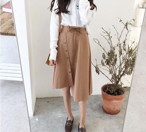 【2018SS】スカートはデザイン重視♡今季買い足したいトレンドスカートはこの3種