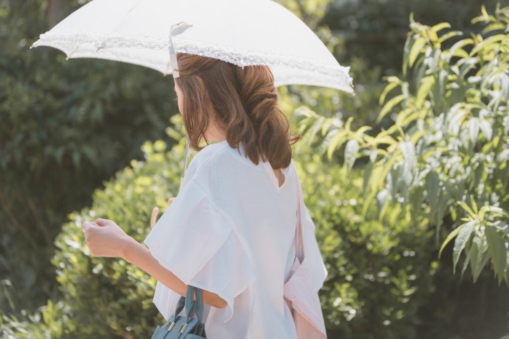 無難なデザインに飽き飽きな方必見!こだわりの『おしゃれ日傘』はコレ!