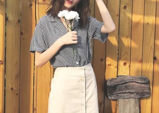 可愛さはアイドル級♡夏にモテたいのなら《ギンガムチェック》を身に纏えっ!!