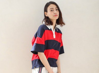【2018年最新版】夏〜秋レディースポロシャツコーデのおすすめはコレ!おしゃれでかわいいポロシャツの着こなし方とは?