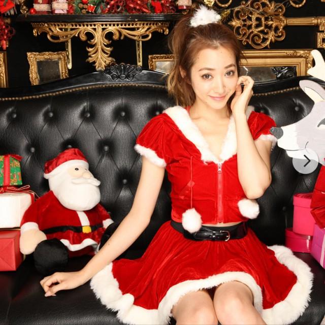 2018年の『クリスマスの衣装』は何にする?オススメコスプレをPICK UP♡