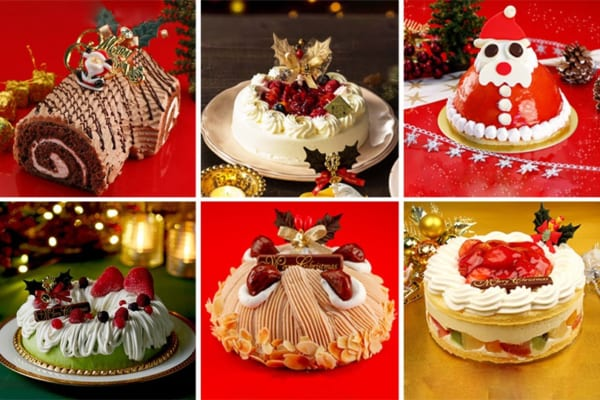 2018年《クリスマスケーキ》は通販でお手軽がイイ☆おすすめケーキ11選!