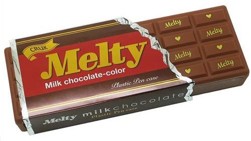 チョコレートペンケース