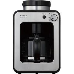 シロカ「全自動コーヒーメーカー SC-A111」