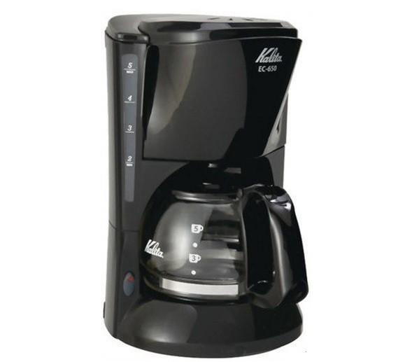 Kalita カリタ 「コーヒーメーカー EC-650 41115」