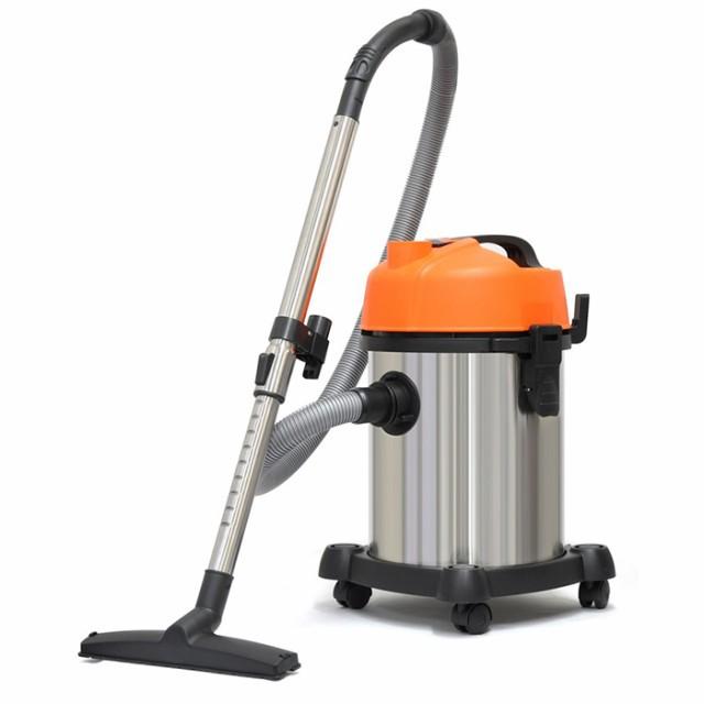 ベルソス ブロワー機能付 乾湿両用 業務用掃除機 VS-7305