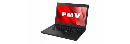 富士通 モバイルパソコン FmV LIFEBOOK UH537/B アルマイトブラック FmVU5373BY