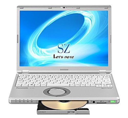 パナソニック ノートPC Lets note SZ6 ビジネスモデル(Corei5-7300UvPro/8GB) CF-SZ6RDQVS