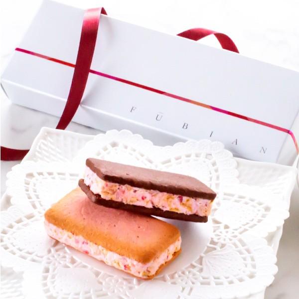 あまおうi苺きららサンド ショコラサンド クッキー